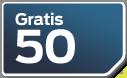 Gratis 50